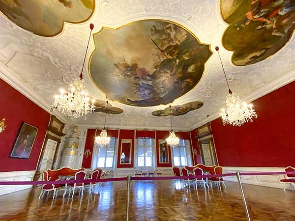 residenza principi vescovi salisburgo