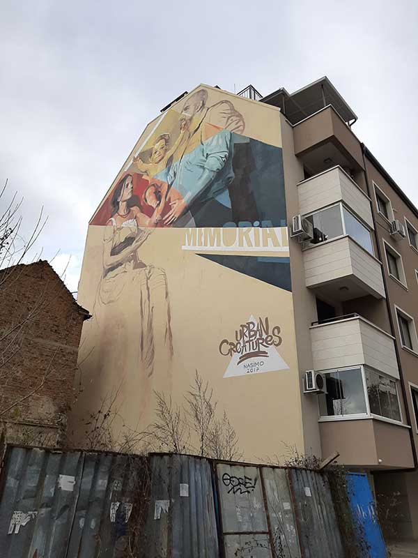 murale sofia