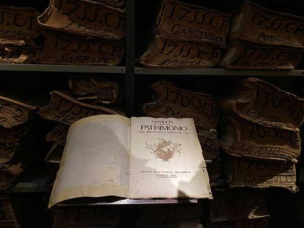 Libro archivio storico banco napoli