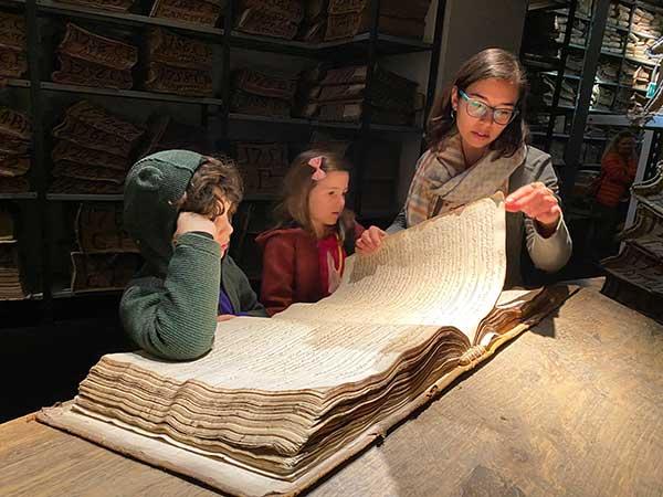 archivio banco napoli bambini