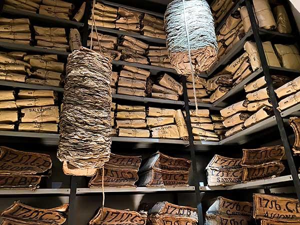 archivio storico Banco di Napoli documenti sospesi