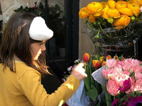 bimba fiori