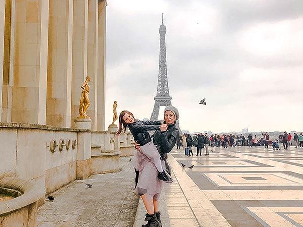 Parigi con i bambini: itinerario per sentirsi veri parigini