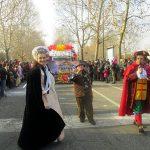 sfilata carnevale a Torino