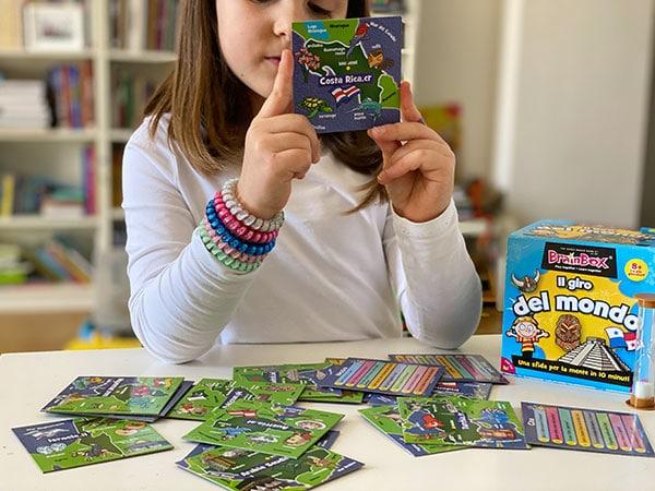 giochi dat tavolo per bambini che amano viaggiare