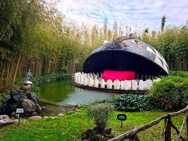 parco collodi balena