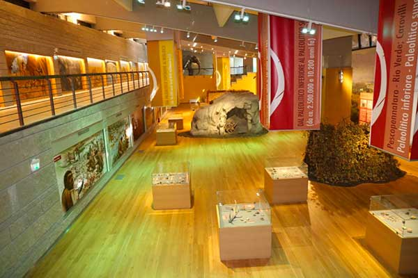 museo neolitico Isernia