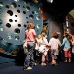 bambini al museo
