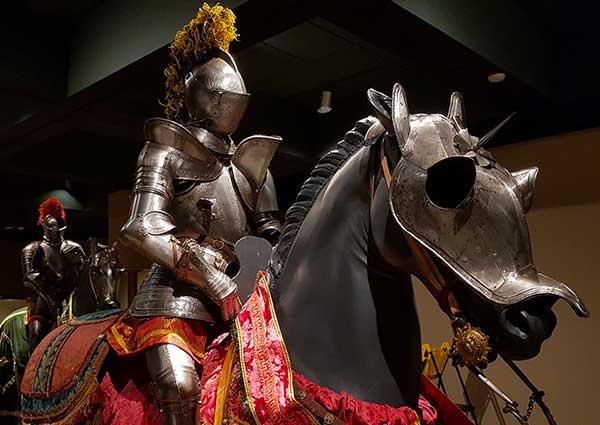 cavaliere armatura