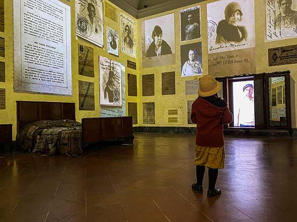 bambina museo