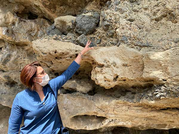 guida grotta cala
