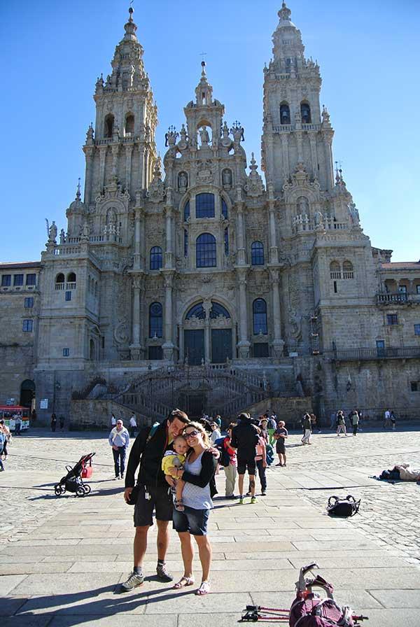 santiago compostela cattedrale