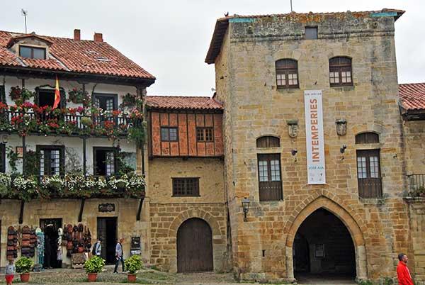 cittadina medievale