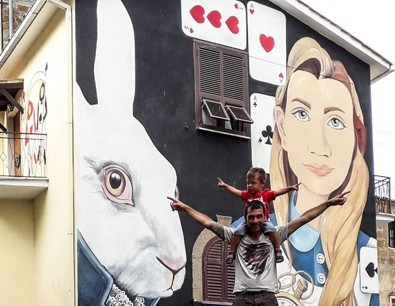 Murales Alice Sant'Angelo