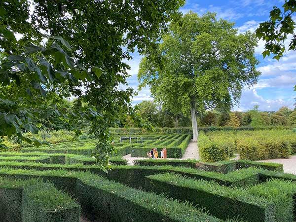 labirinto di Schonbrunn