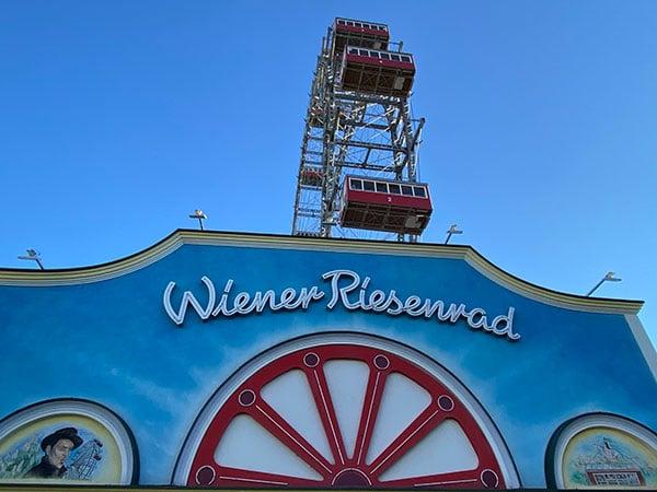 Prater Vienna ruota panoramica