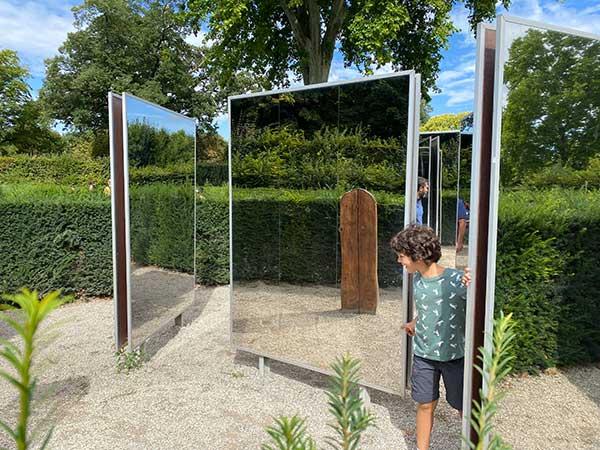 labirinto specchi