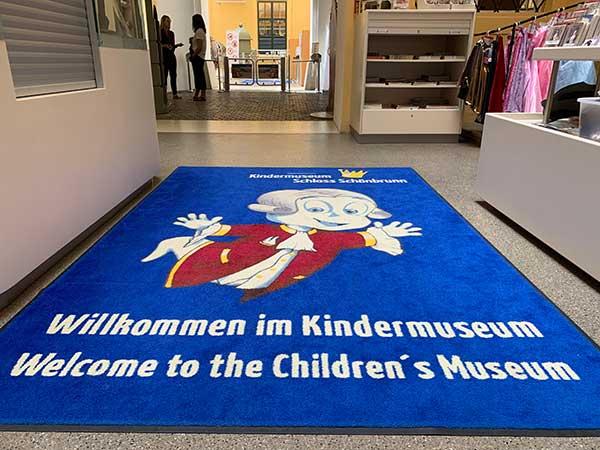 ingresso museo bambini Schonbruun
