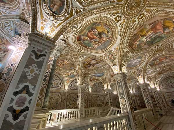 cripta dduomo salerno
