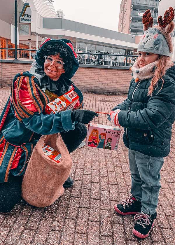 Sinterklaas bambina