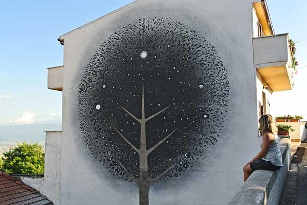 street art aielli abruzzo