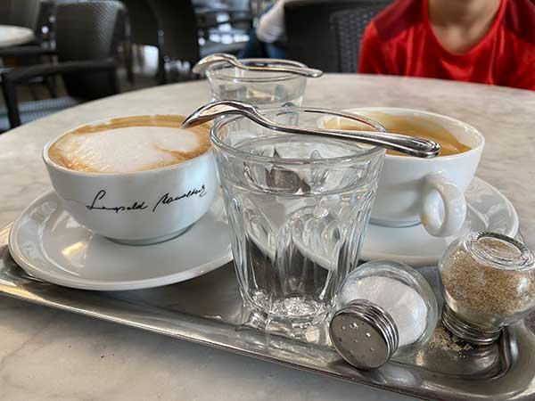 colazione Vienna