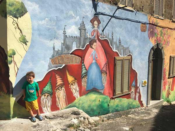 Dove vedere i murales in Italia: i musei a cielo aperto della street art