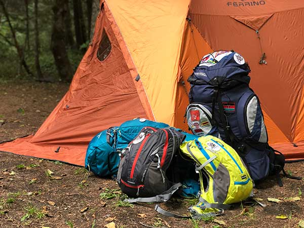 zaini e tenda ferrino