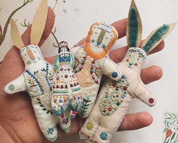 Worry dolls, le bambole Maya per far dormire bene i bambini