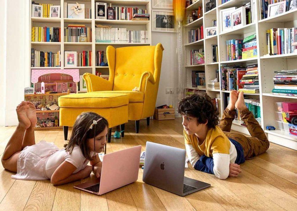 #Weekendconipiccoli, eventi online per bambini ad aprile