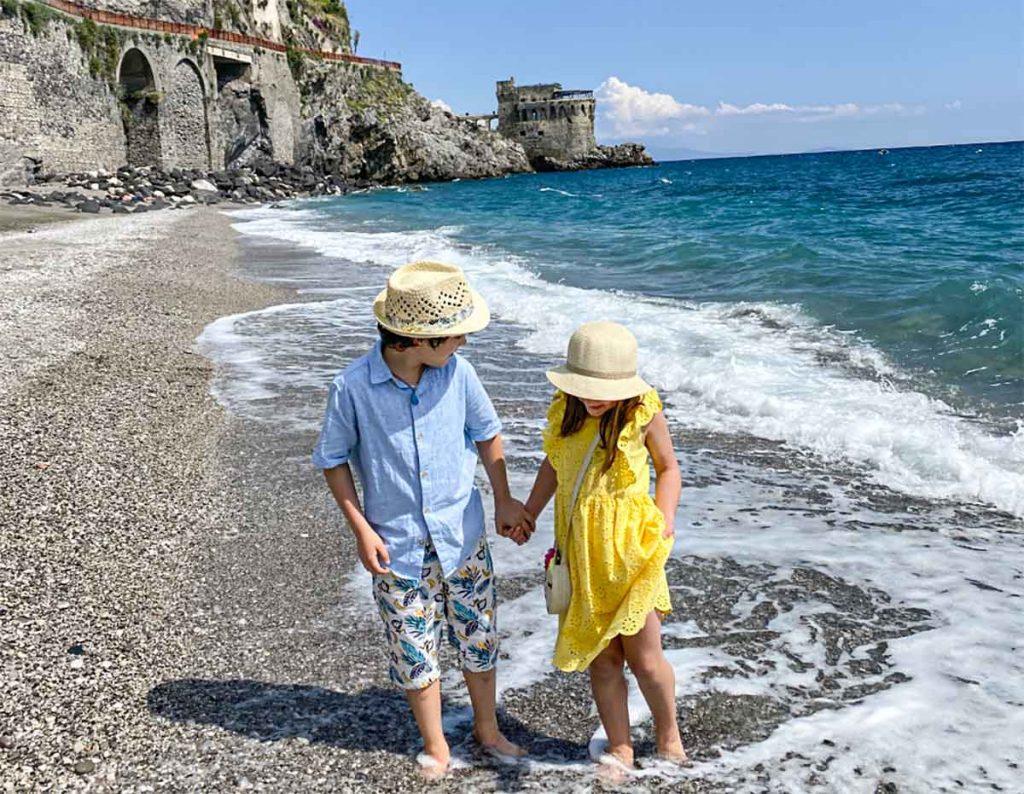 Vacanze in Campania con i bambini: la tua guida