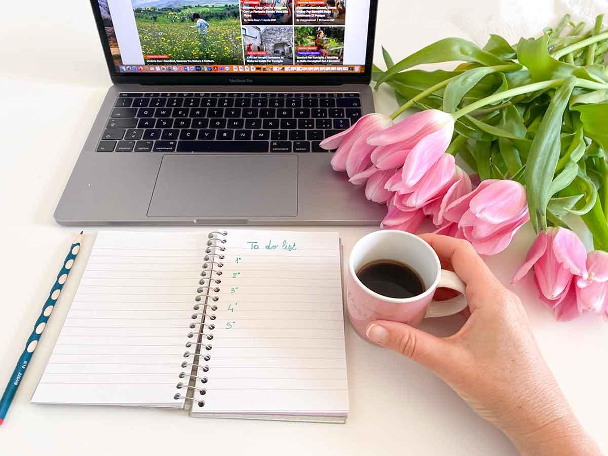 caffè e smartworking