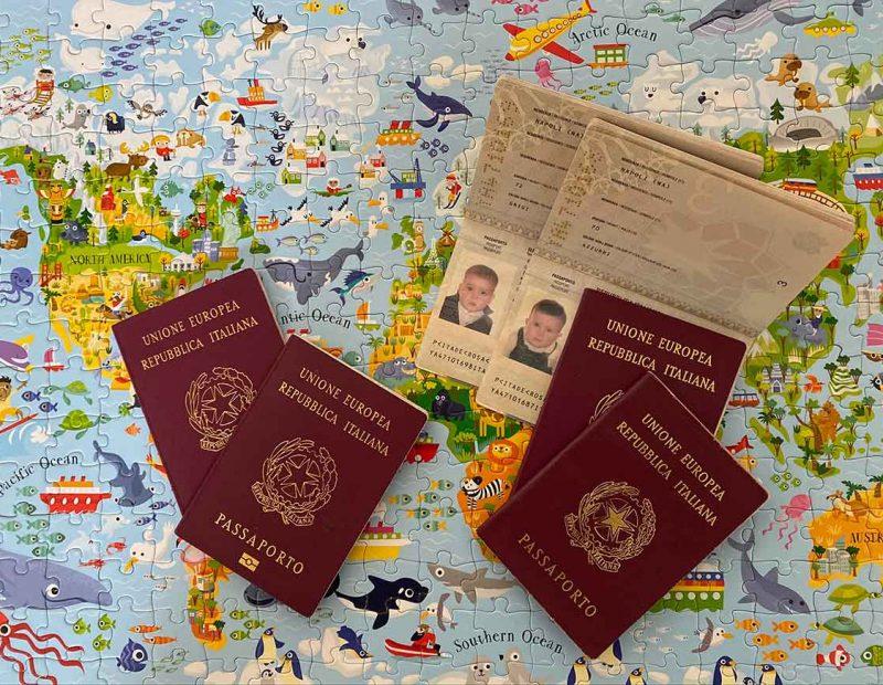 foto passaporto online