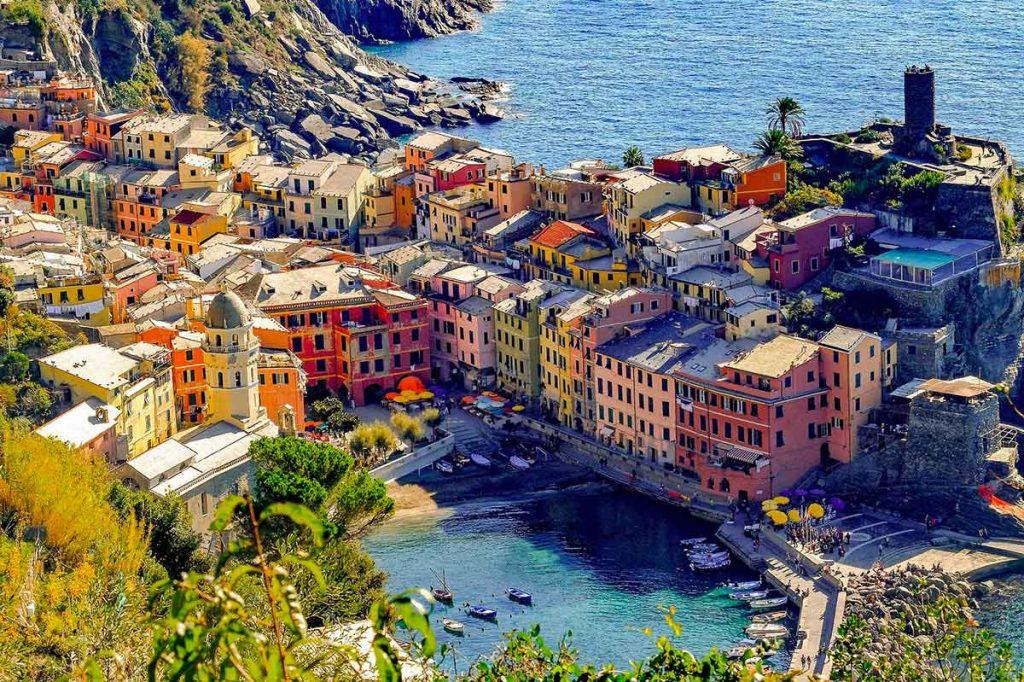 Tour Luca, viaggio per famiglie in Liguria